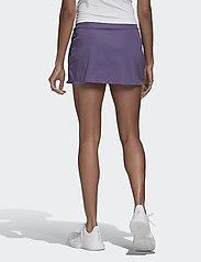 adidas Tennis - CLUB SKIRT - urheiluhameet - purple - 3