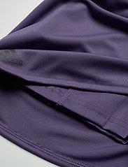 adidas Tennis - CLUB SKIRT - urheiluhameet - purple - 5