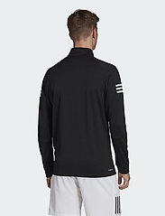 adidas Performance - Club Mid-Layer Top - basic-sweatshirts - black - 3