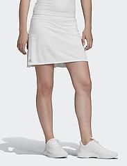adidas Performance - CLUB LONG SKIRT - treningsskjørt - white - 0