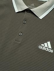 adidas Performance - FREELIFT TENNIS POLO SHIRT AEROREADY - kurzärmelig - legend ear - 4