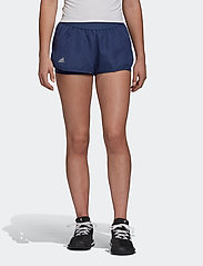 adidas Performance - CLUB SHORT - spodenki treningowe - tech indig - 0