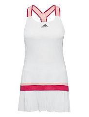 TENNIS Y-DRESS HEAT.RDY - WHITE