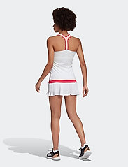 adidas Performance - TENNIS Y-DRESS HEAT.RDY - sportklänningar - white - 4