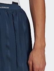 adidas Performance - Club Tennis Pleated Skirt - rokjes - navy - 4