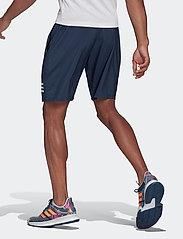 adidas Performance - CLUB 3-STRIPE SHORTS - training korte broek - navy - 3