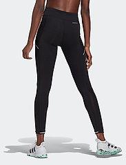 adidas Performance - Tennis Match Leggings - sportleggings - black - 5