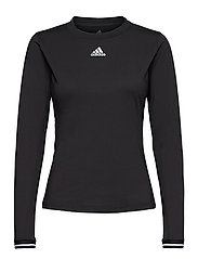 Tennis Freelift Long Sleeve Tee - BLACK