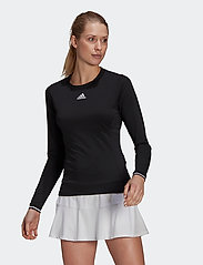 adidas Performance - Tennis Freelift Long Sleeve Tee - black - 0