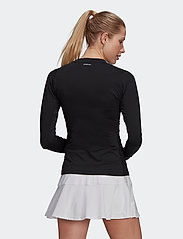adidas Performance - Tennis Freelift Long Sleeve Tee - black - 3