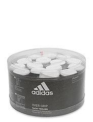 Box of overgrip 45 units - WHITE