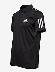 adidas Performance - 3-Stripes Club Polo Shirt - kurzärmelig - black - 3