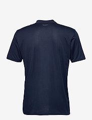 adidas Performance - 3-Stripes Club Polo Shirt - paidat - navy - 1