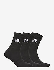 adidas Performance - Cushioned Crew Socks 3 Pairs - skarpetki - black - 1