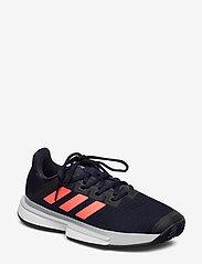 adidas Tennis - SOLEMATCH BOUNCE W CLAY - tennisschuhe - legend ink - 0