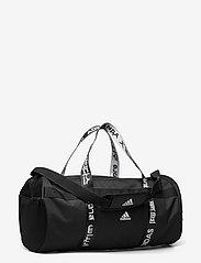 adidas Performance - 4ATHLTS Duffel Bag Medium - ketsjersporttasker - 000/black - 2