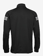 adidas Performance - Club Mid-Layer Top - basic-sweatshirts - black - 2