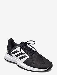 adidas Performance - COURTJAM BOUNCE M CLAY - ketsjersportsko - 000/black - 0