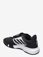 adidas Performance - COURTJAM BOUNCE M CLAY - ketsjersportsko - 000/black - 2