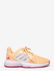 adidas Performance - CourtJam Bounce Shoes - ketsjersportsko - orange - 1