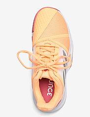 adidas Performance - CourtJam Bounce Shoes - ketsjersportsko - orange - 3