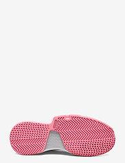 adidas Performance - CourtJam Bounce Shoes - ketsjersportsko - orange - 4