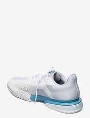 adidas Performance - SOLEMATCH BOUNCE M - ketsjersportsko - white - 2