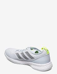 adidas Performance - Court Control Tennis Shoes - racketsportschoenen - grey - 2