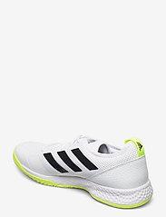 adidas Performance - COURT CONTROL M - ketsjersportsko - white - 2