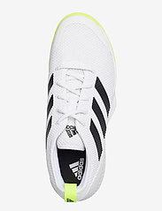 adidas Performance - COURT CONTROL M - ketsjersportsko - white - 3