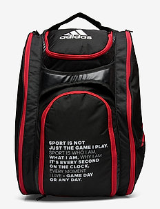 Racket Bag MULTIGAME - sacs de sports de raquette - black