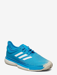 SOLECOURT BOOST CLAY/PADEL M - BLUE