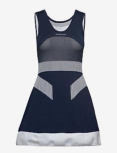 STELLA MCCARTNEY DRESS W - NIGHT INDIGO