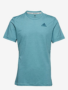 PARLEY STRIPED TEE M - GREEN