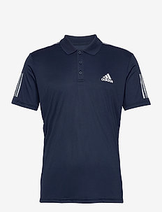 3-Stripes Club Polo Shirt - koszulki polo - navy