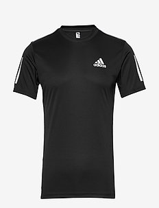 CLUB 3 STRIPES TEE M - BLACK