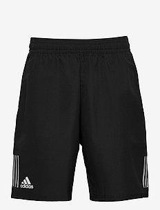 Club 3-Stripes 9-Inch Shorts - spodenki treningowe - black/white