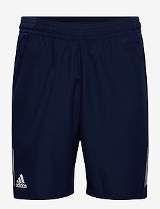 Club 3-Stripes 9-Inch Shorts - spodenki treningowe - navy