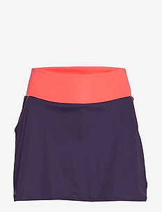 CLUB SKIRT W - PURPLE