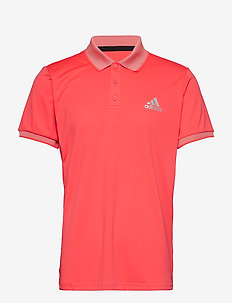CLUB SOLID POLO M - CORAL