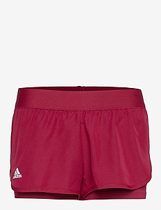 CLUB SHORT - BURGUNDY