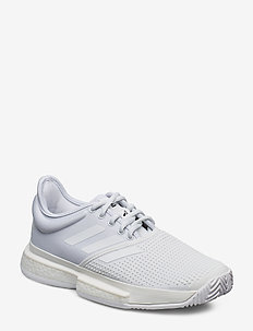 SOLECOURT BOOST W X PARLEY - WHITE