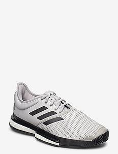 SOLECOURT M X PRIMEBLUE - tennisschoenen - grey