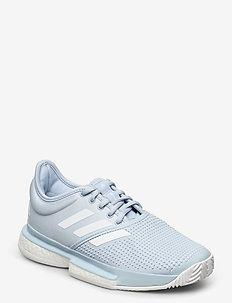 SOLECOURT W X PRIMEBLUE - tennisschuhe - blue