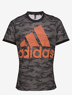 LOGO TEE PRIMEBLUE - t-shirts - black