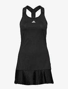 TENNIS Y-DRESS - BLACK