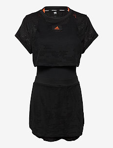 ALL-IN-ONE DRESS PRIMEBLUE - sportieve jurken - black