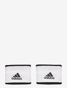 Tennis Wristband Small - ausrüstung - white/black/black