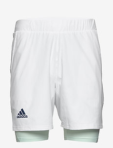 2 IN 1 SHORT H.RDY - trainingsshorts - white