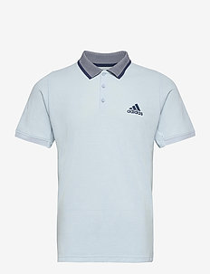 FREELIFT TENNIS POLO SHIRT AEROREADY - koszulki polo - light blue